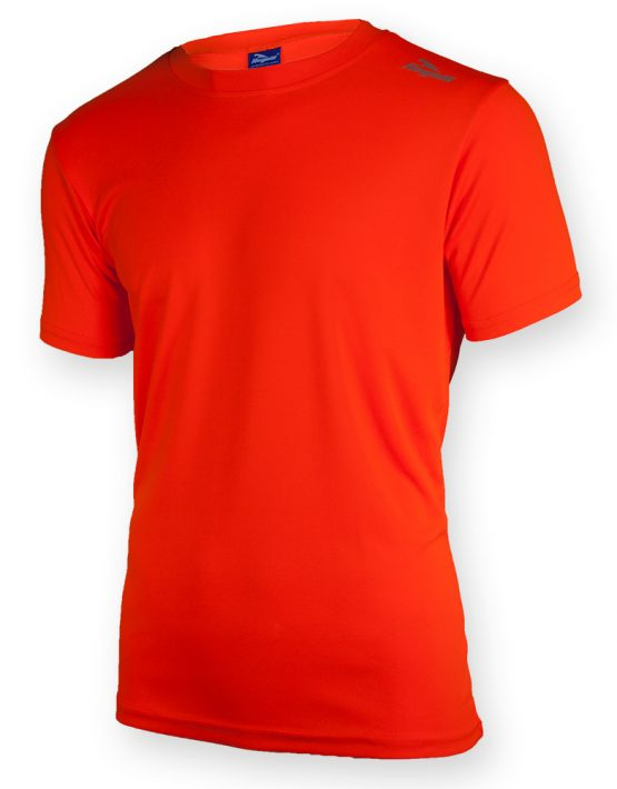 Herre Løbe Fitness T Shirt Orange